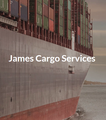 Developed by James Cargo Services