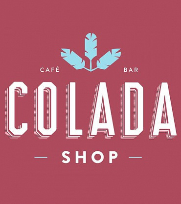 Development of the Colada Shop logo